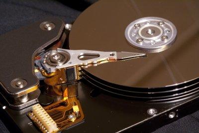 Die Festplatte ist eine Datensicherung ohne Garantie.
