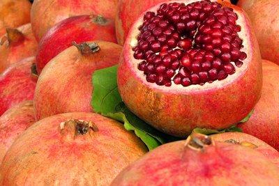 Gesund und vielseitig verwendbar: der Granatapfel