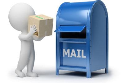 Unerwünschte Post? Verweigern Sie die Annahme.