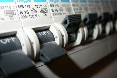 Ein FI Schalter ist eine spezielle Sicherheitsvorrichtung.