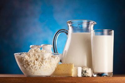 Auch Ihre Milch ist eine Emulsion aus feinsten Tröpfchen.