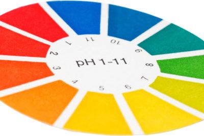 Der pH-Wert und die Konzentration führen zum Ks-Wert.