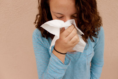 Nicht jeder Virenkontakt führt zu ernsten Krankheiten.
