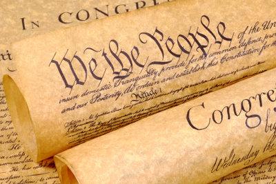 Die bekannteste Deklaration ist die Unabhängigkeitserklärung der USA.