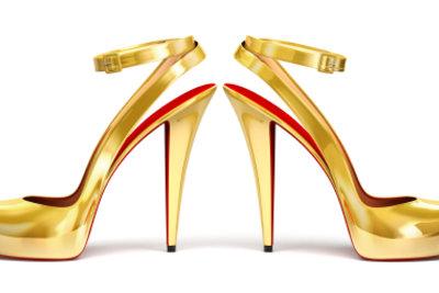 Schöne Schuhe sind der Traum jeder Frau.