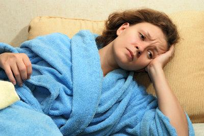 Wer krank ist, sollte sich erst einmal auskurieren.
