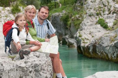 Eine Reise mit der ganzen Familie kostet Geld.