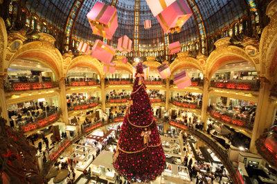 Weihnachten in Frankreich - ein großes und bedeutendes Fest.
