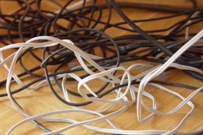 Elektrische Leitungen sicher anschließen