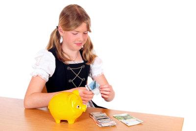 Trotz Lohnabzüge sparen, auch während der Ausbildung