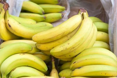 Bananen werden ganz einfach haltbar