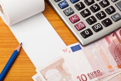 Die Umsatzsteuerpflicht hängt vom Jahresumsatz ab.