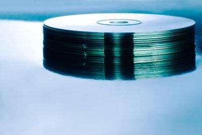 MP4-Dateien auf einen DVD-Rohling brennen