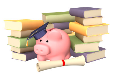 Haben Sie für die Bildung gespart?
