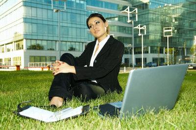 Websitetester braucht kein Büro - nur schnelles Internet.