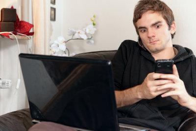 Die Handy-Internetverbindung ist auch am PC nutzbar.