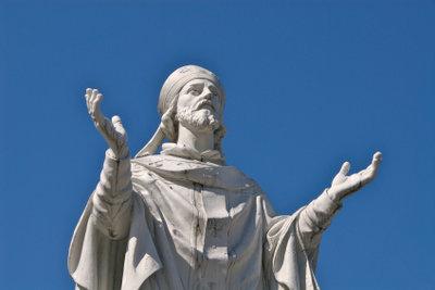 Bischöfe sind hohe geistliche Würdenträger.