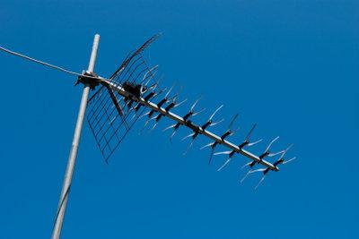 Beschädigte Antennenkabel wieder reparieren