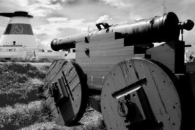 Geschütze sind in MW3 nur Attrappe.