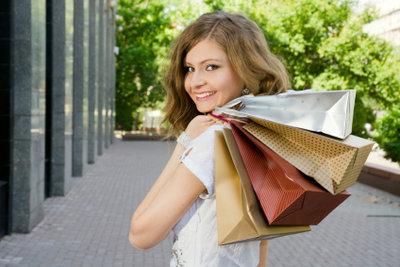 Shopping leicht gemacht - mit der Amazon-Kreditkarte.