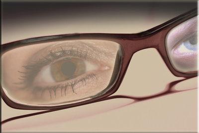 Die Brille ist für viele besonders wichtig.