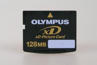 XD-Karten wurden von Olympus entwickelt.