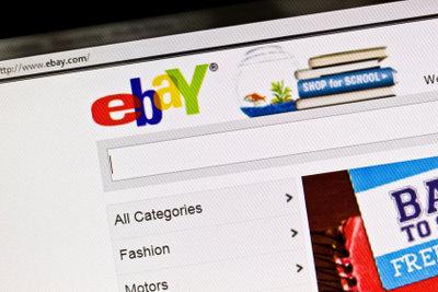 So bieten Sie bei eBay auf ein Angebot.