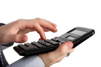 Passiv- und Aktivkonten dienen der Bilanzierung von Kapital.