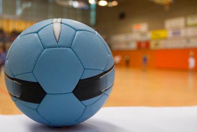 Handball-Liga - Kampf um Auf- oder Abstieg.
