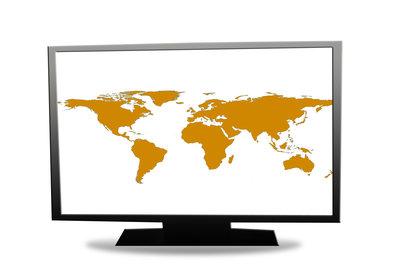 Sender aus aller Welt empfangen