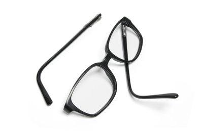 Auch mit Brille gelingt Ihr Styling.
