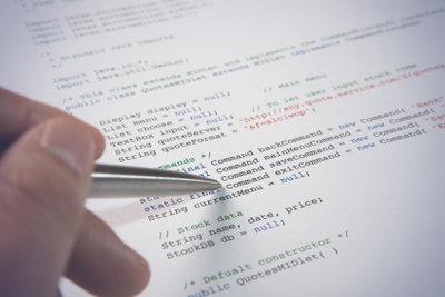 Minecraft wurde in Java programmiert.