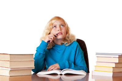 Schreiben gehört zum Unterricht.