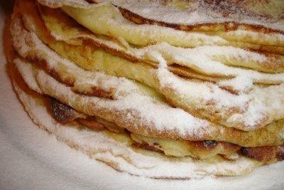 Pancake oder Pfannkuchen, beides ist lecker