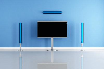 Entmagnetisieren Sie Ihren Fernseher.