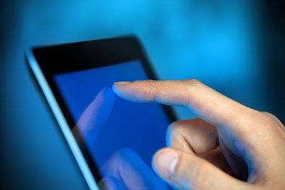 Skype funktioniert auch z.B. auf dem iPad.