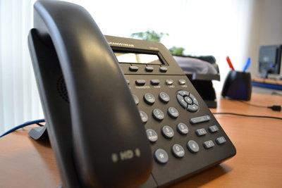 Sicher telefonieren ist schwierig.