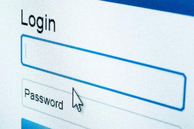 Passwortfehler beim Anmelden beheben