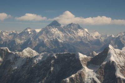 So berechnen Sie den Ortsfaktor auf dem Mount Everest.