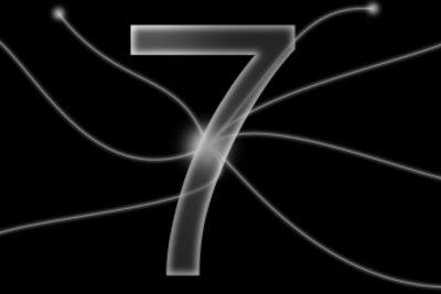 Windows 7 erlaubt viele grafische Anpassungen.