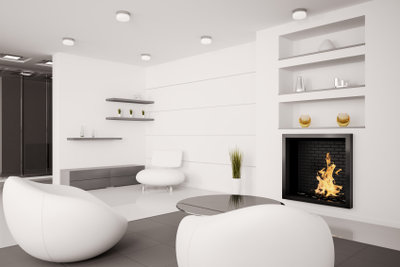 Teppichbelag auf der Fußbodenheizung verhindert die optimale Wärmeverteilung.