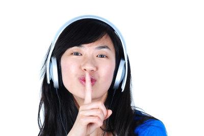Beim Sprachtraining kann es auch mal lauter werden.