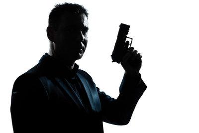 BND-Agent - der stille Mann im Hintergrund