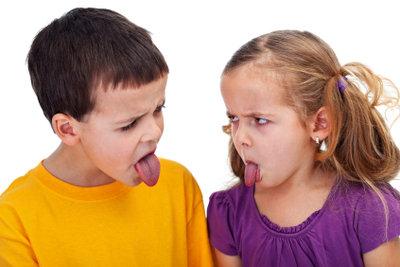 Schlagfertige Kinder müssen nicht zwangsläufig frech sein.