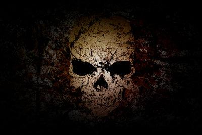 Rapper Sido ist bekannt für seine Totenkopfmaske.
