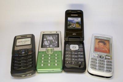 Ein neues Handy muss richtig geladen werden.
