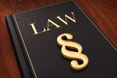 Der Aufbau des Jurastudiums ist umfangreich.