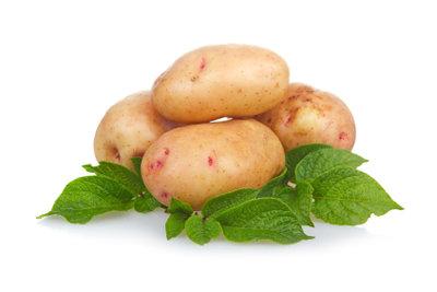 Kartoffeln helfen bei Entzündungen.