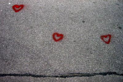 Liebe kann man auch subtil übermitteln.