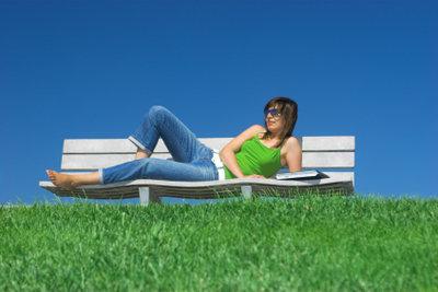 Während Patches installieren, können Sie entspannen.